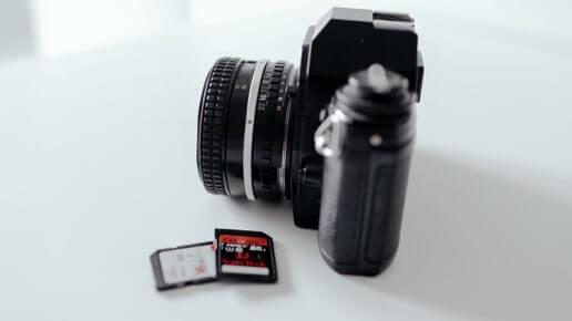 カメラ復元