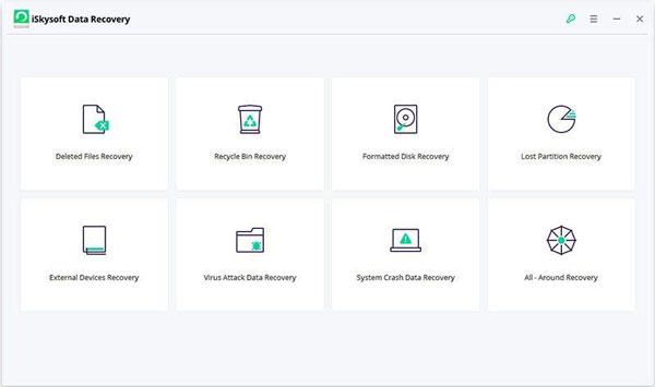 iSkysoft File Recovery